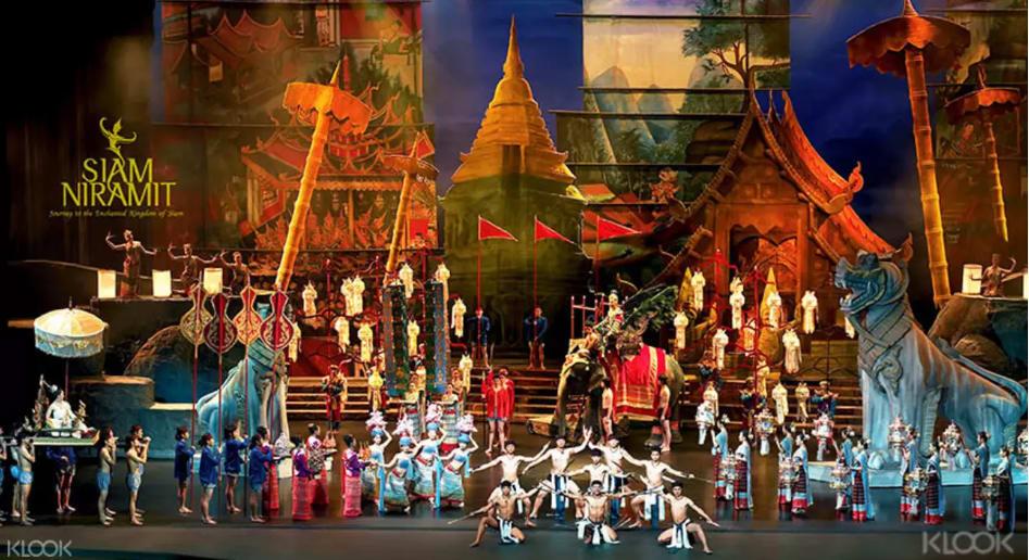 泰國暹羅天使劇場