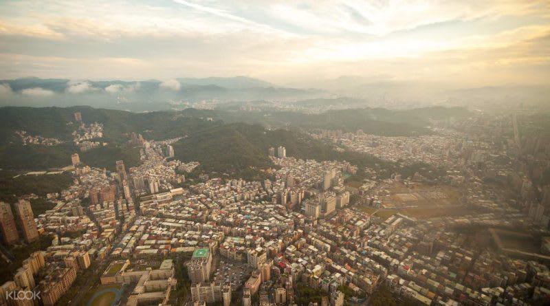 台北101觀景台,來源:KLOOK