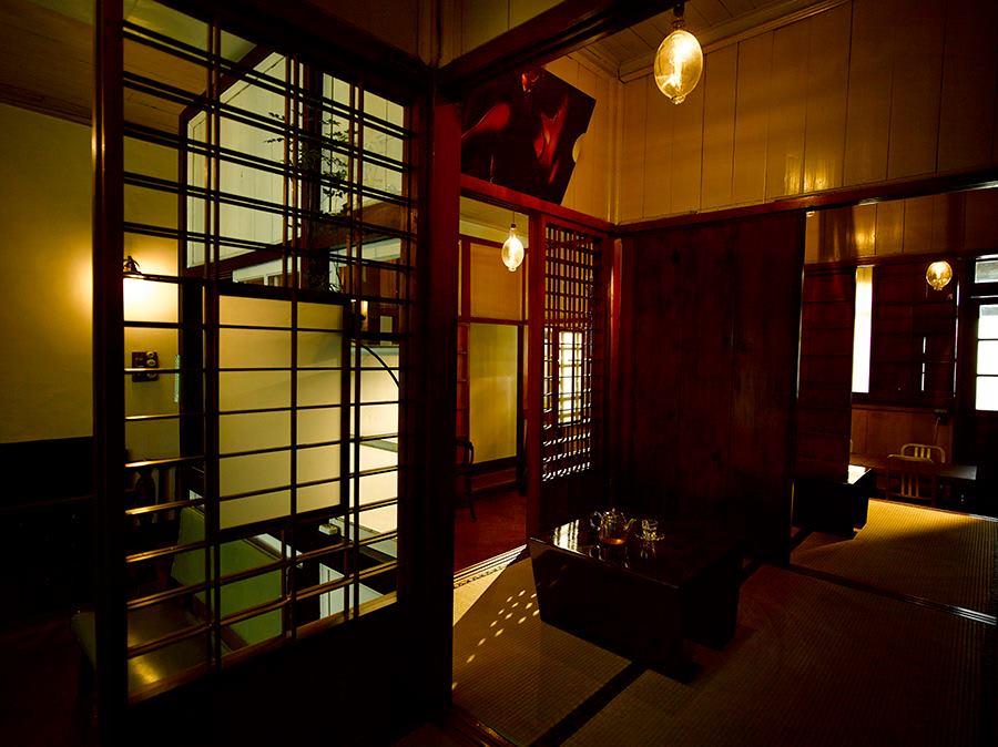 日式風格的咖啡店,吸引許多旅客駐足。來源:合盛太平咖啡官方粉絲專頁。