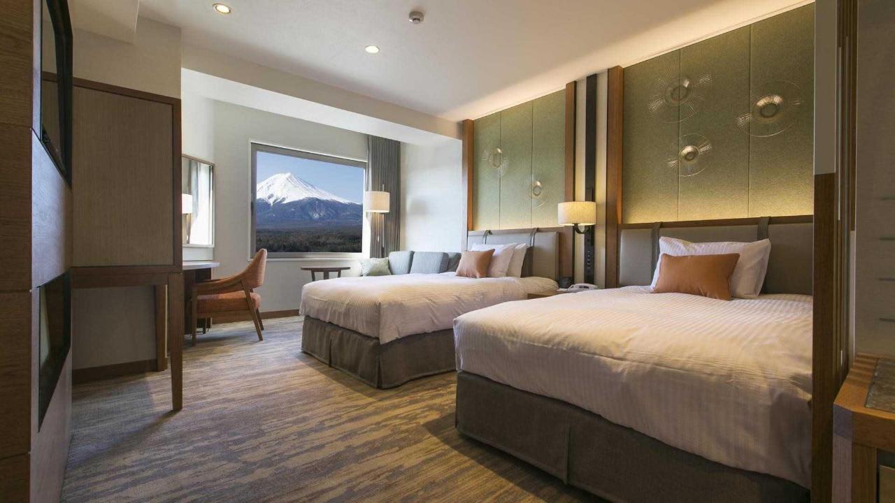 圖片取自富士急高原樂園渡假酒店官網。