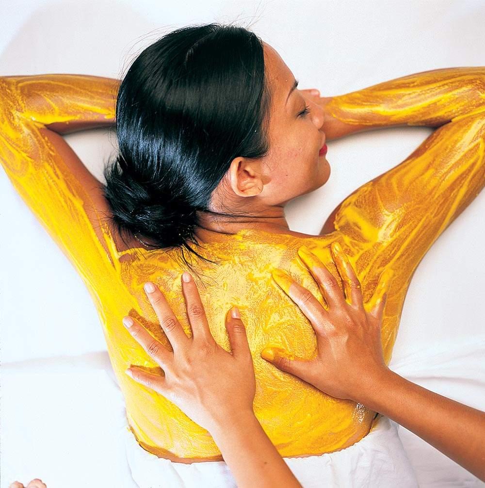 奢華的spa,呵護身體,放鬆心靈。