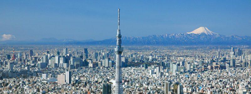 東京晴空塔展望台,來源:KLOOK
