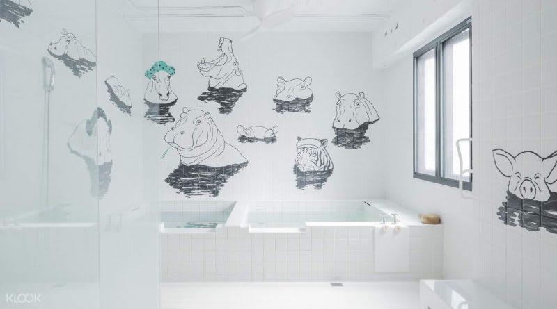 礁溪蔥澡HotSpringOnion藝術湯屋