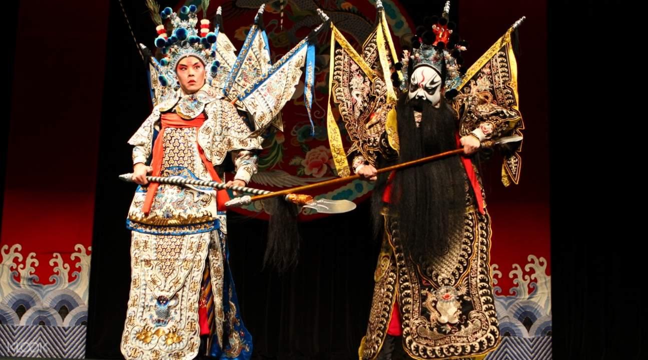 臺北戲棚演出,圖片來自客路官網。