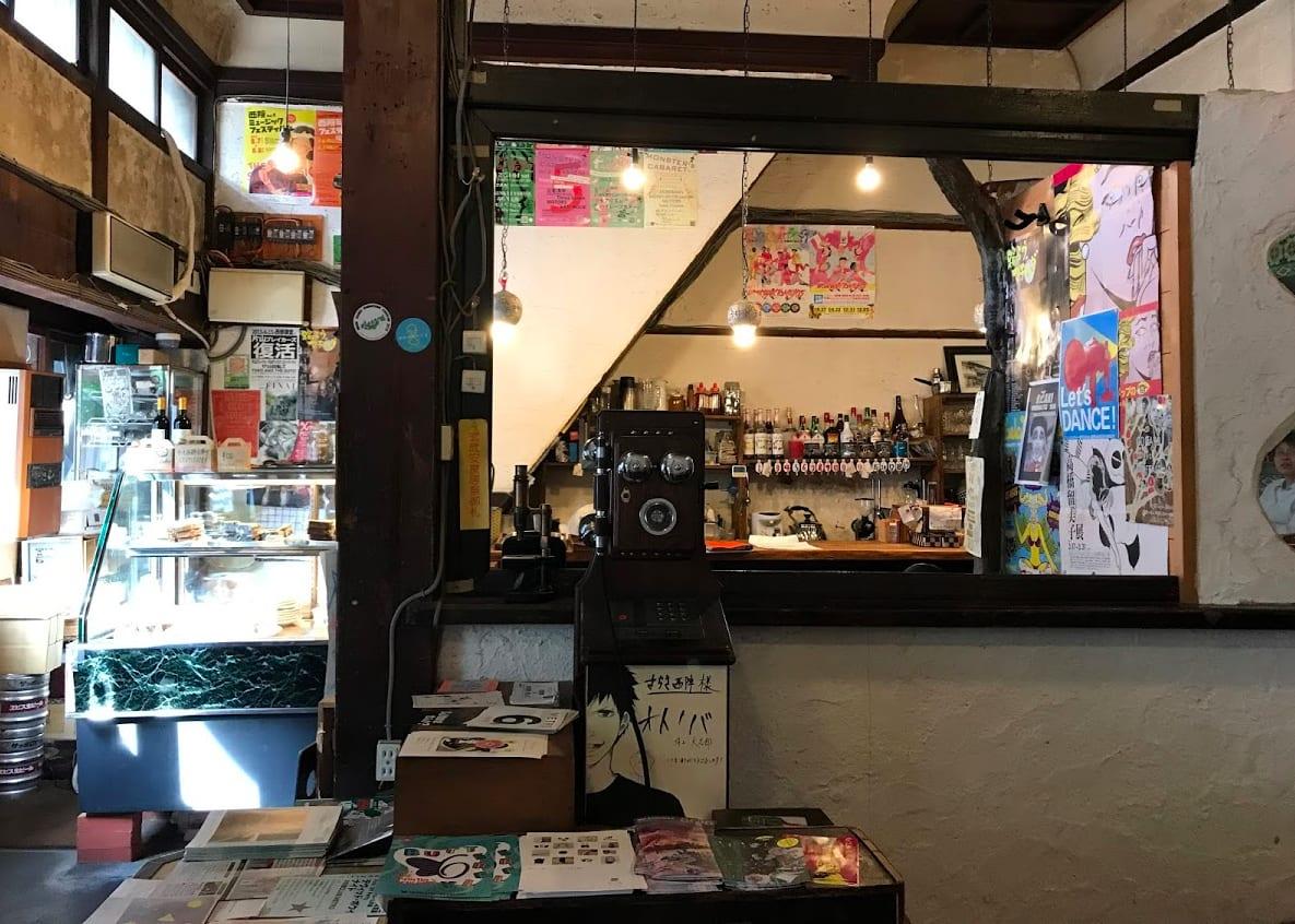 店內充滿復古的獨特風情。圖片來源:吳胖達
