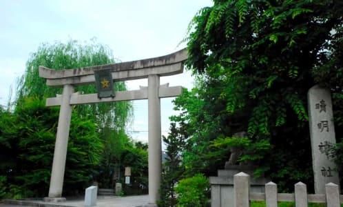 位在西陣的晴明神社,可是許多小粉絲朝聖必到之地。照片來源:吳胖達