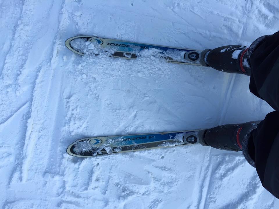 韓國滑雪設備,攝影:Ch。