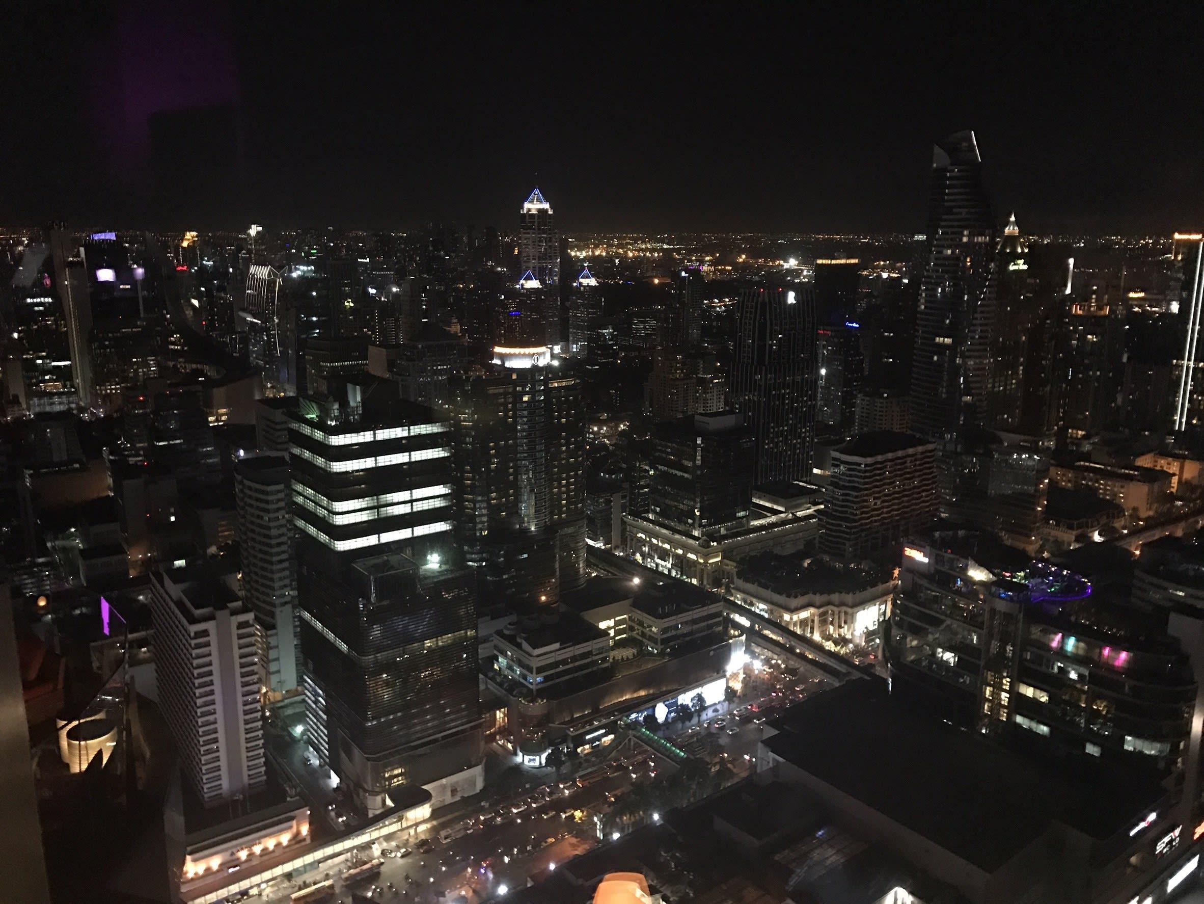 高空酒吧view|圖片來源:Vanessa