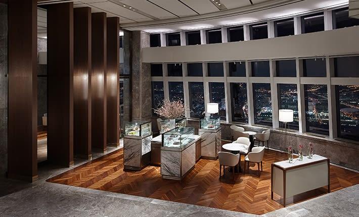 賽格內爾首爾酒店大廳一景。(圖片取自賽格內爾首爾酒店官網)