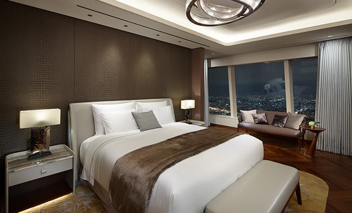 賽格內爾首爾酒店客房。(圖片取自賽格內爾首爾酒店官網)