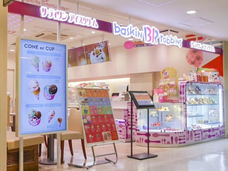 繽紛色彩的冰淇淋,相信大人小孩都很愛。