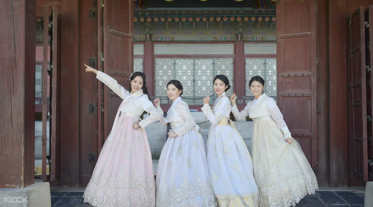 Hanboknam韓服體驗(景福宮分店)