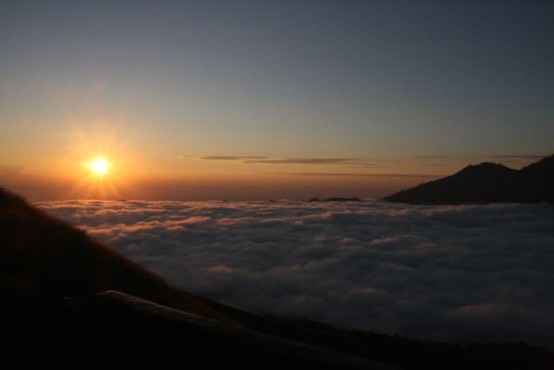火山日出/photo by Artshen