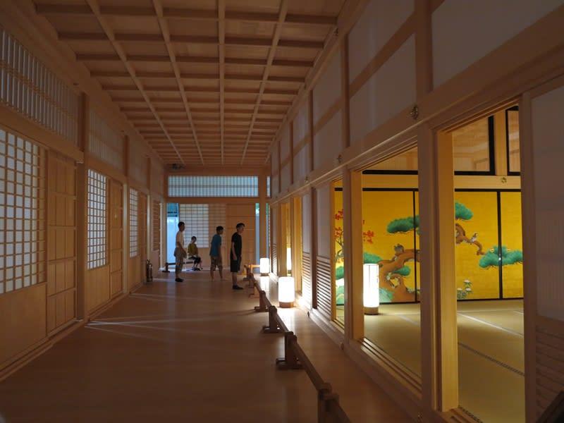 名古屋城本丸御殿。