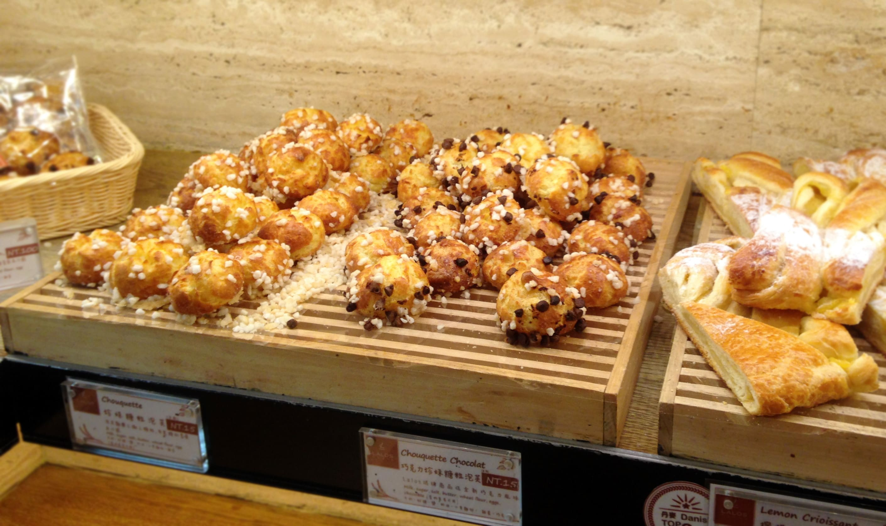 LALOS Bakery唯一的海外分店,Photo/Ran。