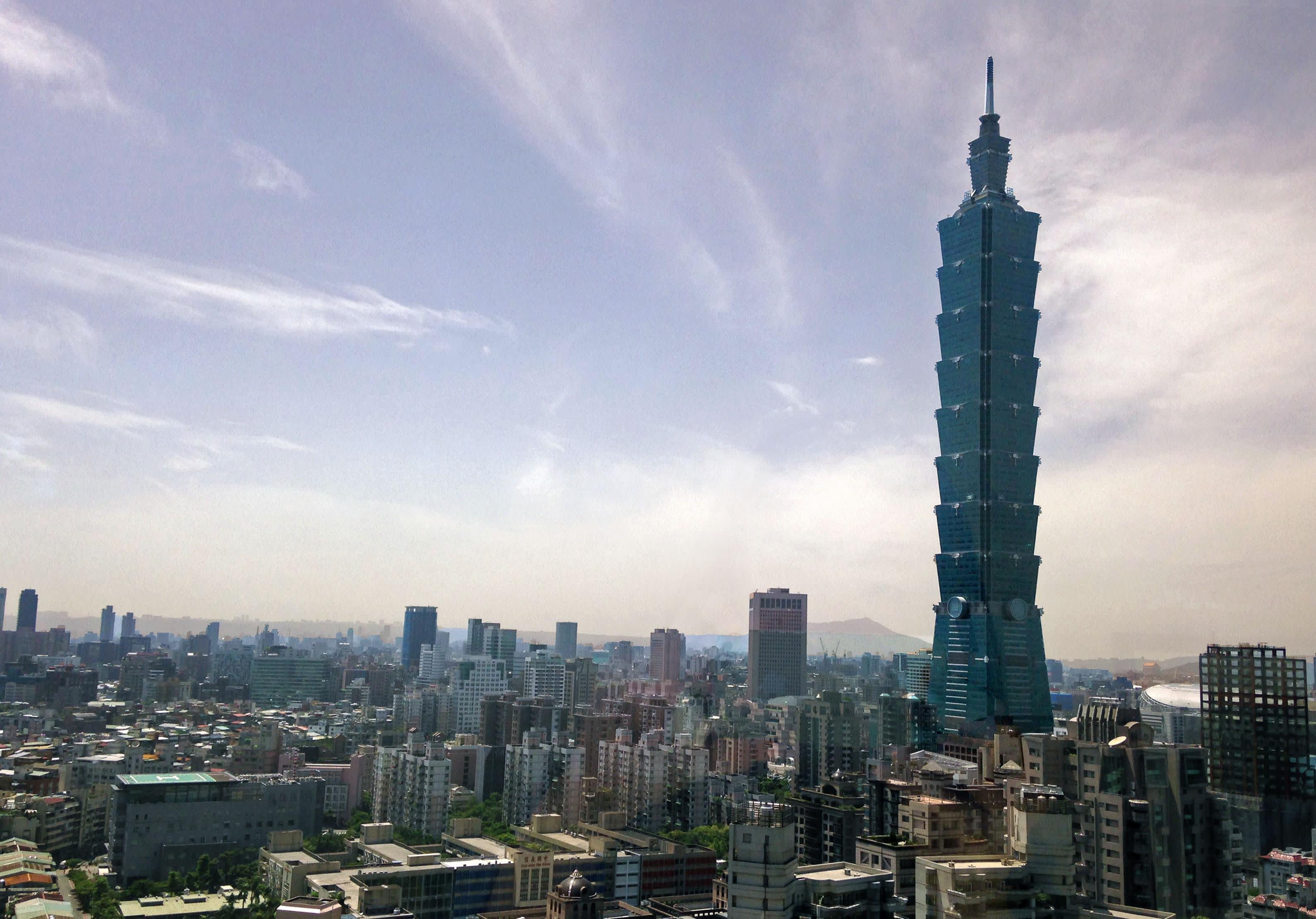 台北101,Photo/Ran。