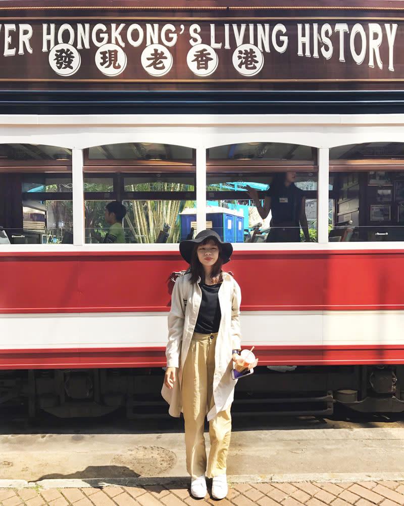 搭乘電車全景遊體驗香港的現代與歷史