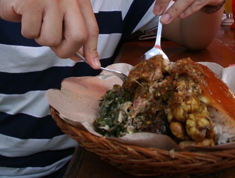 烤豬飯/photo by Artshen