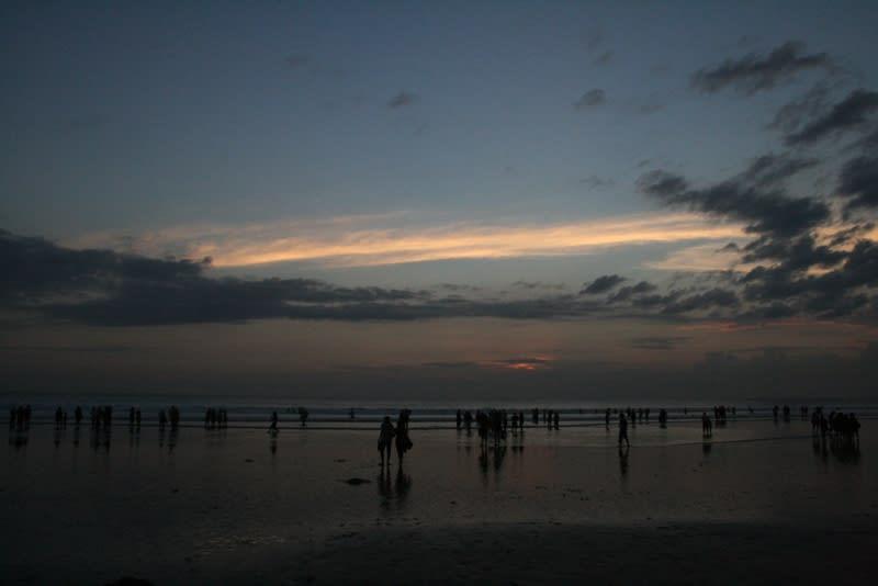 庫塔海灘/photo by Artshen