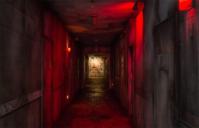 絕凶・戰慄迷宮 (圖片取自富士急樂園官網。)