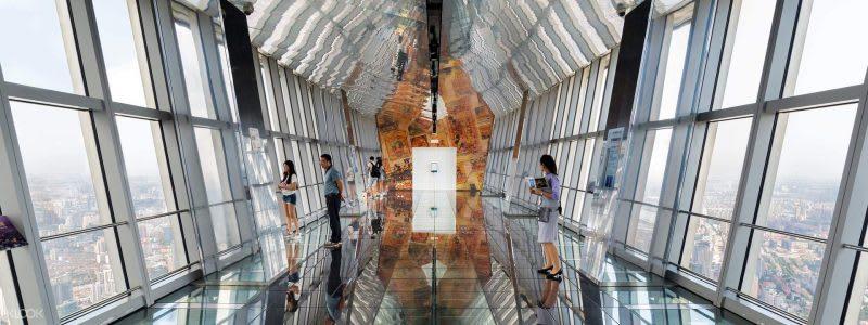 上海環球金融中心,來源:KLOOK