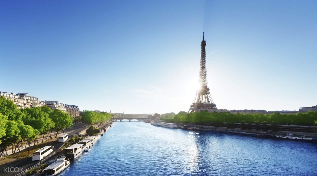 艾菲爾鐵塔,來源:KLOOK