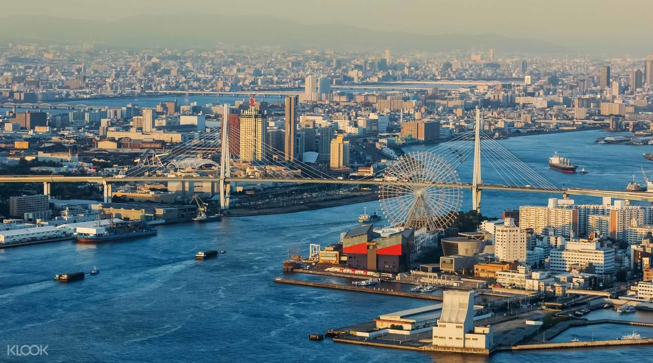 【2018大阪自由行】細數15個必去大阪景點 沒去過別說你來過大阪!