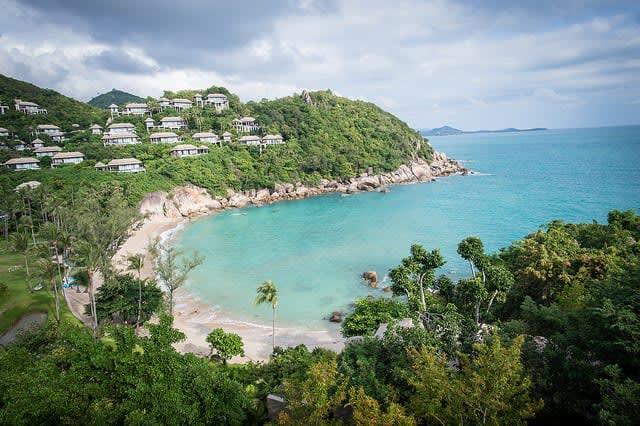 因為美景而吸引許多劇組來拍攝的島嶼。來源:Flickr王威利(Nikon 蘇美島)(CC BY-SA 2.0)