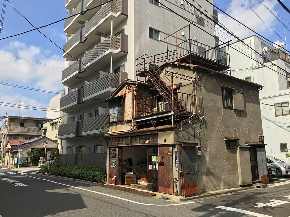 小路上的可愛店家。(來源:kiyosumiiine.com)
