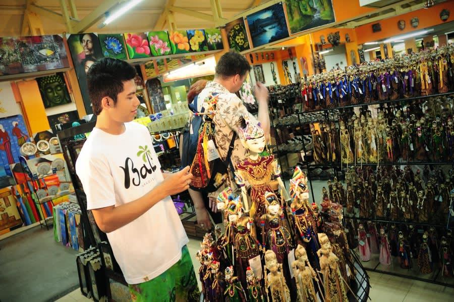 Pemotretan Art Market 有很多特別的風情小物