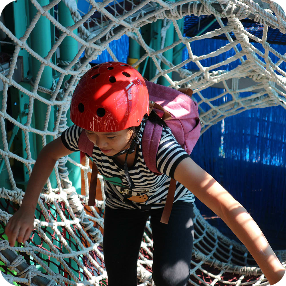 2018童玩節 潛艇堡,圖片來自童玩節官網。