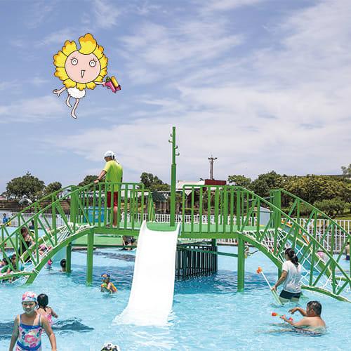 圖片來自童玩節官網,水火山。