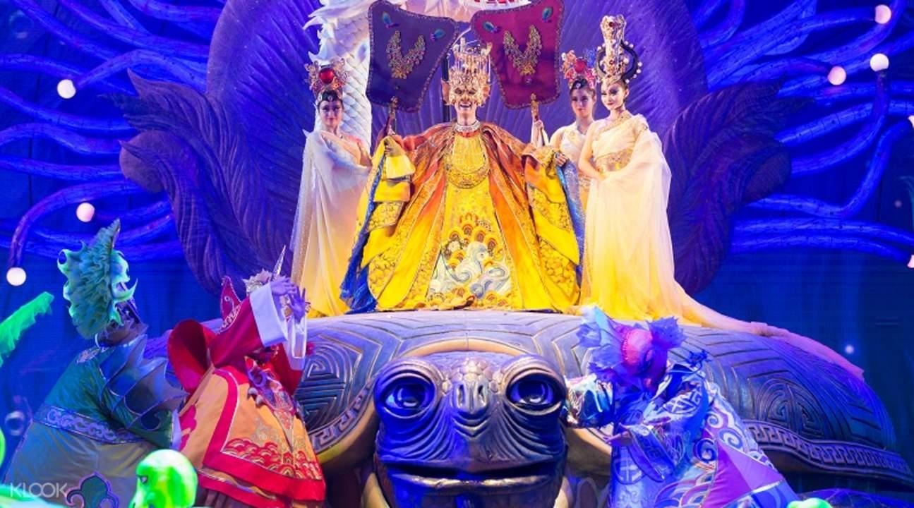 中國秀《西遊記》奇幻音樂劇