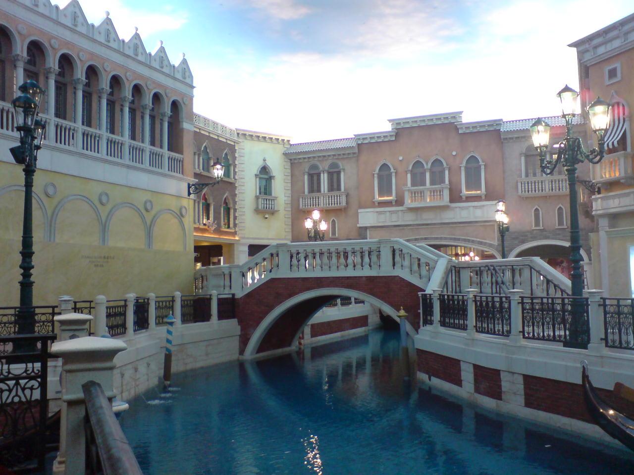 大運河購物中心 來源:wikimedia