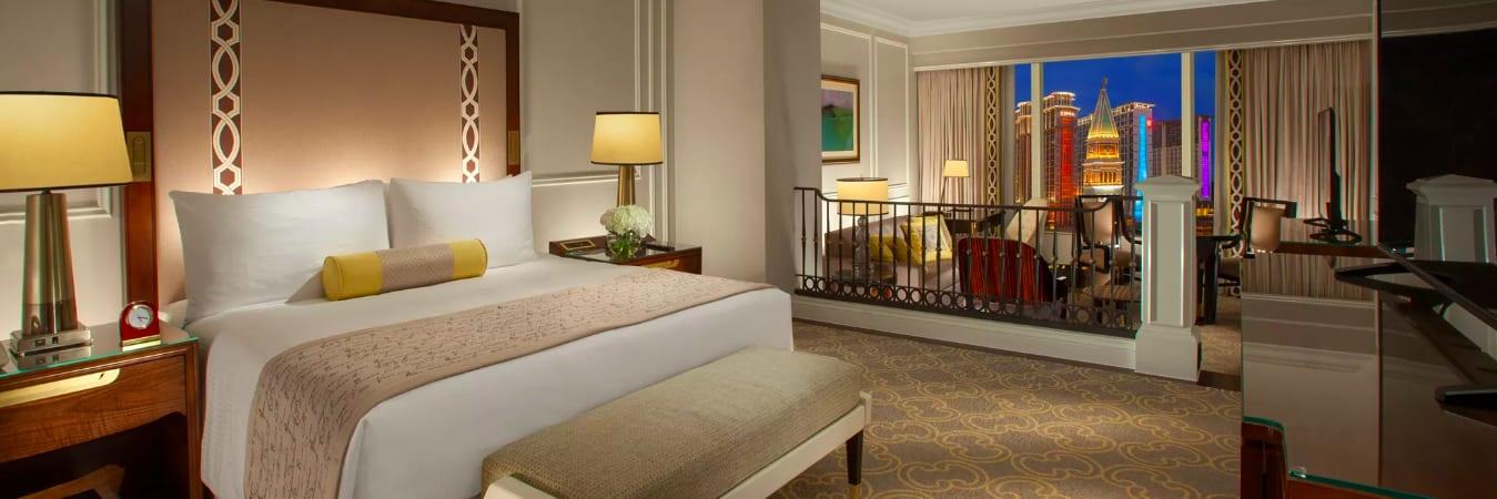 澳門威尼斯人度假村酒店 來源:官網