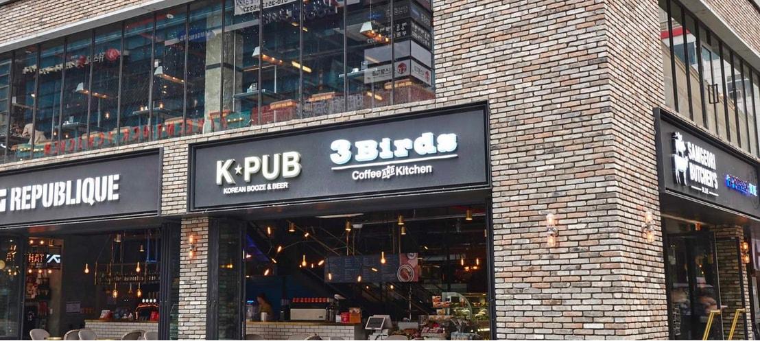 YG咖啡廳,圖片來自客路官網。