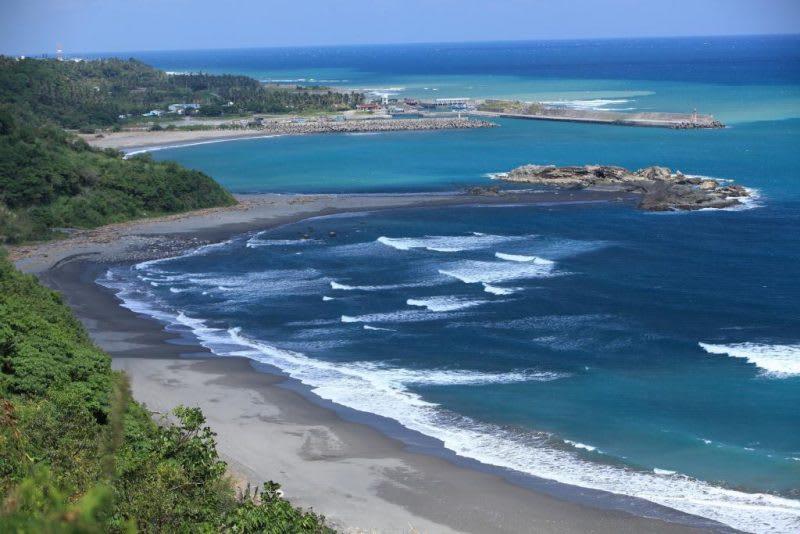 金樽海岸,來源:台東觀光旅遊網