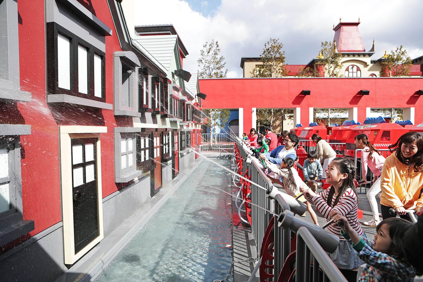 名古屋樂高樂園,取自:名古屋樂高樂園官方網站
