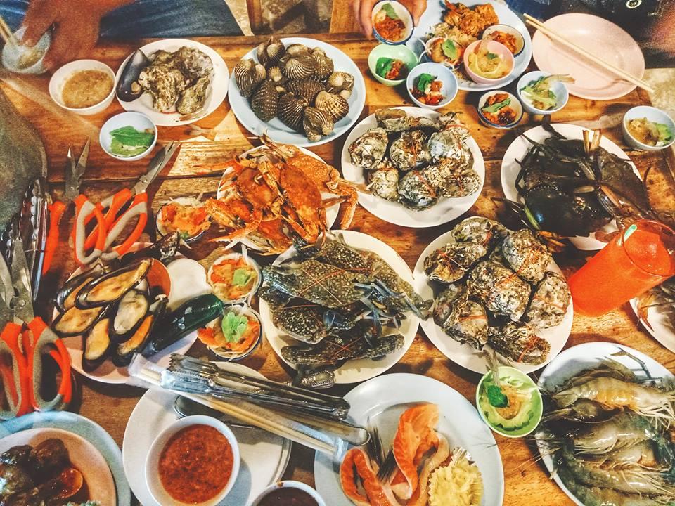 圖片取自Long Lay Buffet Seafood  FB粉絲團