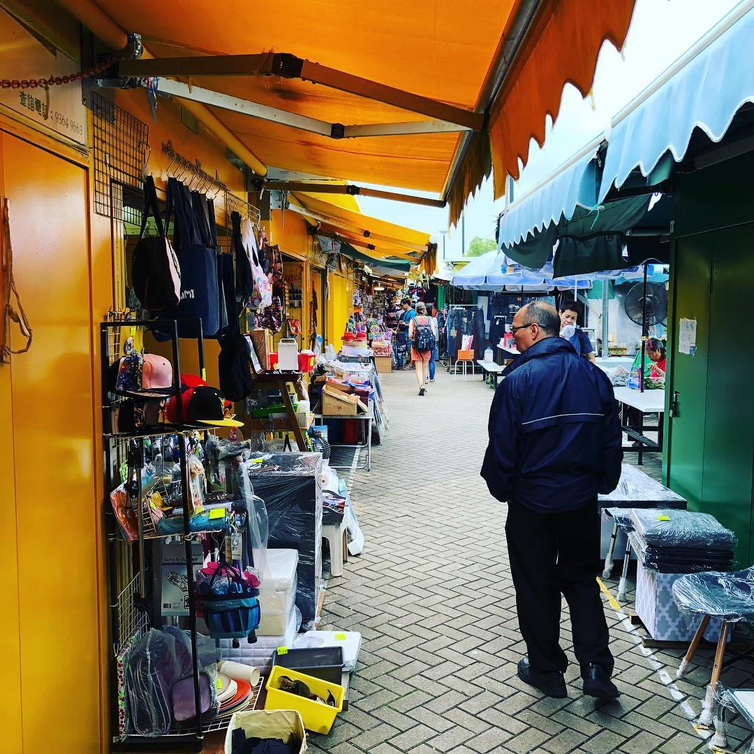 錦上路跳蚤市場 錦上路,圖片取自:ecytang instagram。