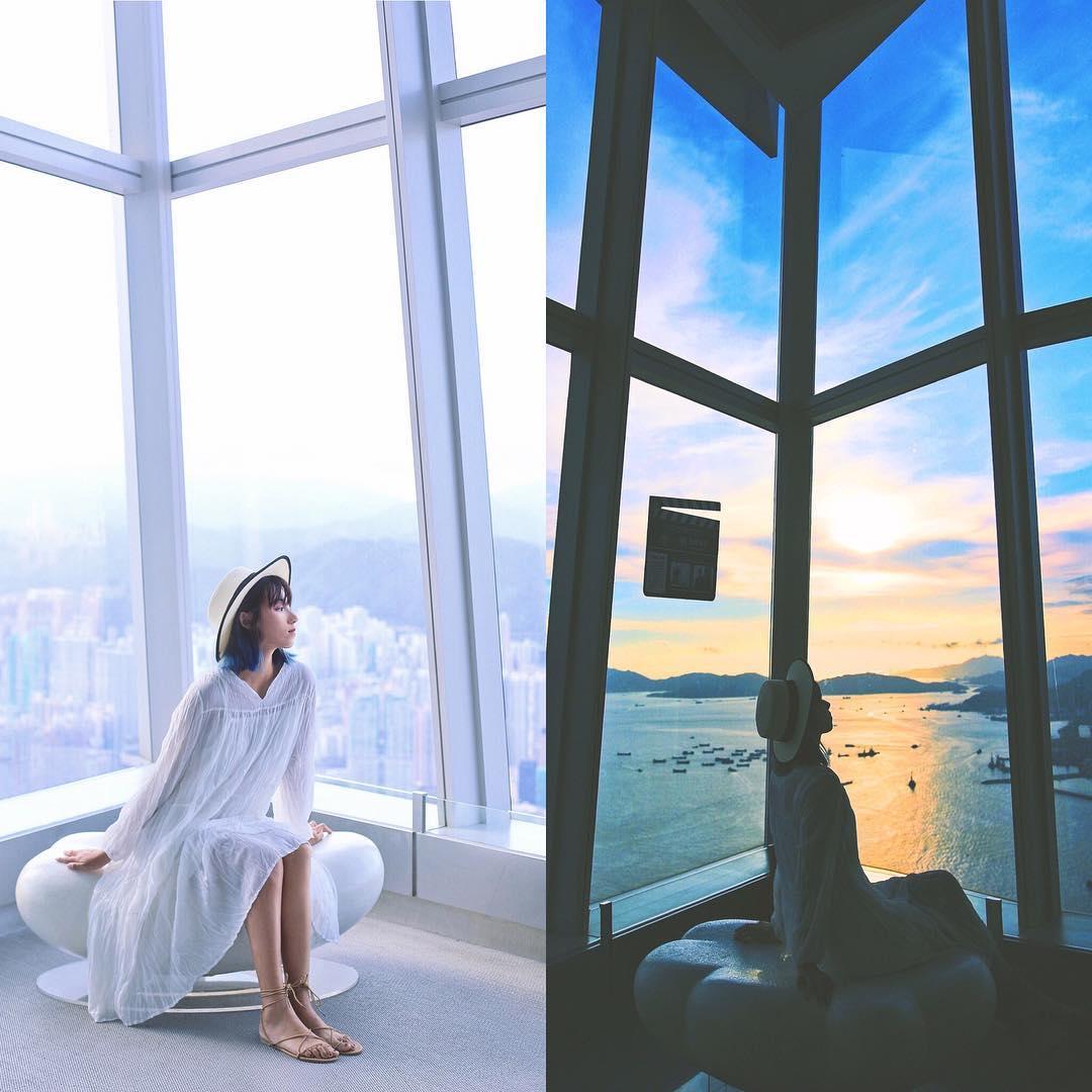 圖片取自:sky100hk instagram