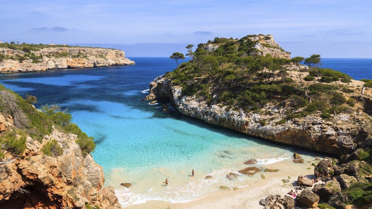 Mallorca。圖自Spaininfo.com