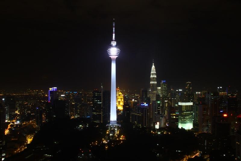 吉隆坡塔,來源:KLOOK官網