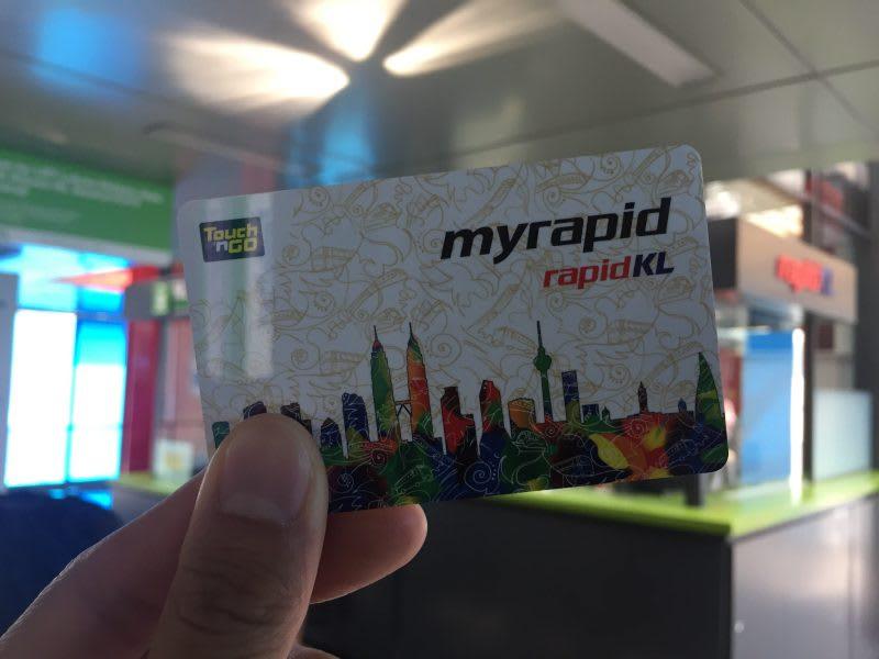 my rapid卡,來源:KLOOK