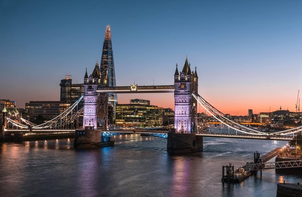 【倫敦自由行】倫敦必去景點懶人包!經典一日遊通通不放過,圖片取自Tower Bridge FB粉絲團。