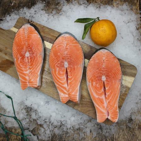 紐西蘭國王鮭魚,圖片取自www.hawkesbayseafoods.co.nz。