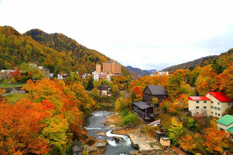 定山溪 來源:歡迎光臨札幌