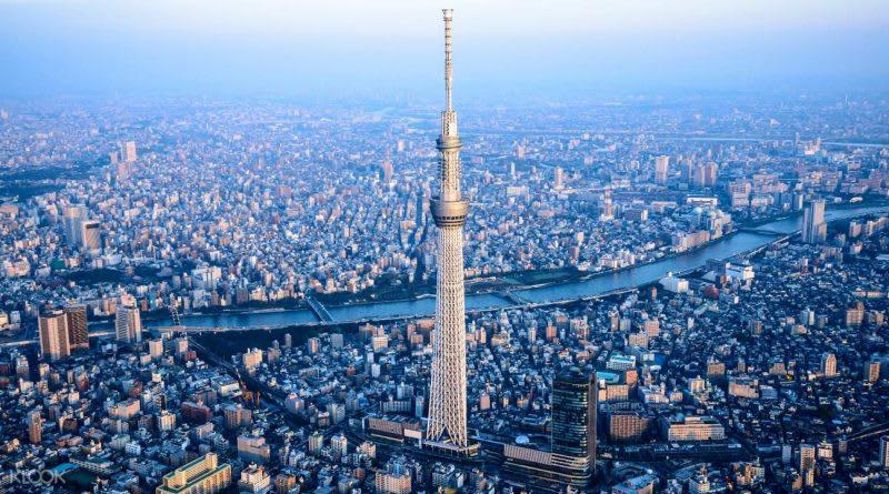 東京晴空塔,照片來源:KLOOK