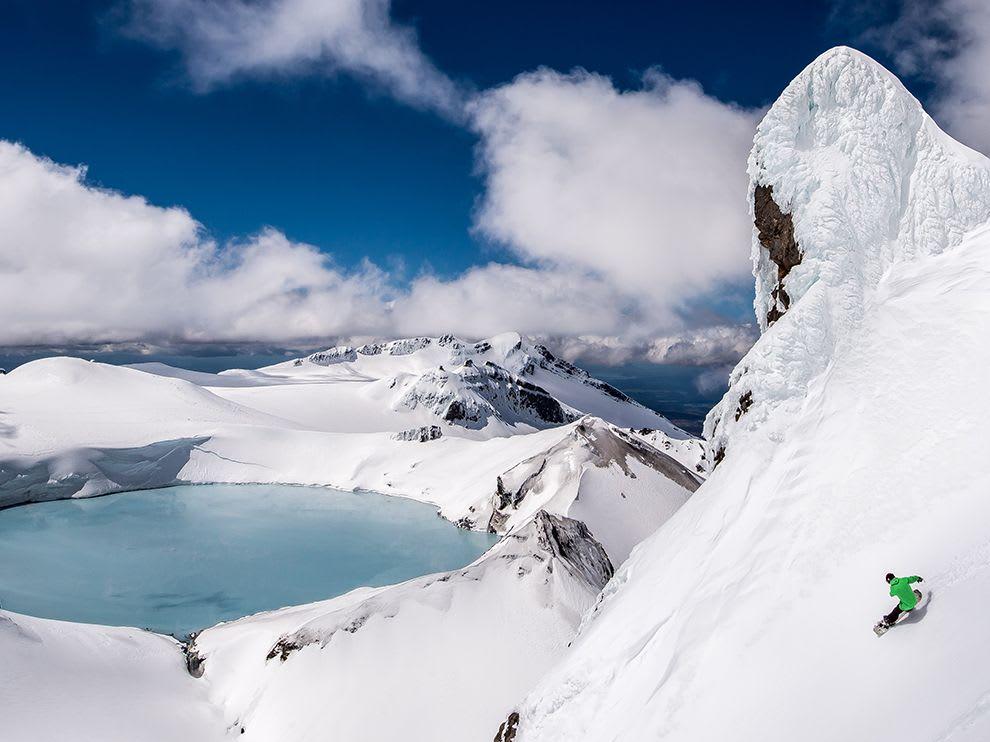 圖片取自Mt Ruapehu, Whakapapa & Tūroa Ski Areas FB粉絲團。