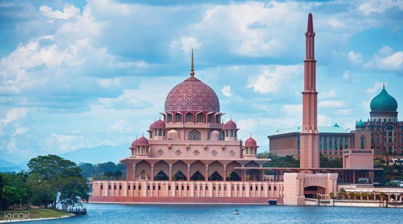 粉紅清真寺,照片來源:KLOOK